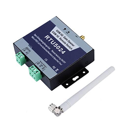 Abridor de Puerta gsm Sistema de Alarma de Acceso Interruptor de Encendido/Apagado Remoto Llamada Gratuita Comando SMS