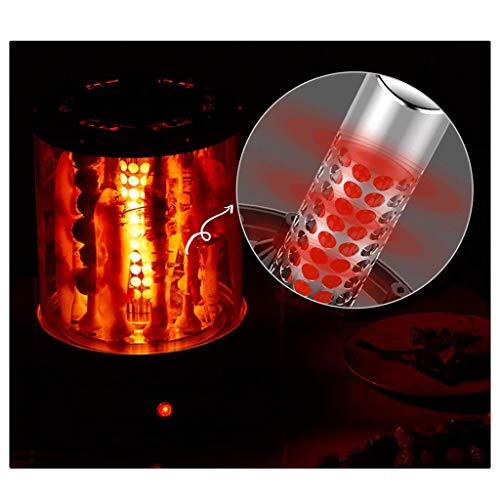 41p2snx3ROL - WZHZJ Haushaltsrauchfreie Automatische Rotating Grillspieße, Lammspieße Grill/Barbecue-Maschine