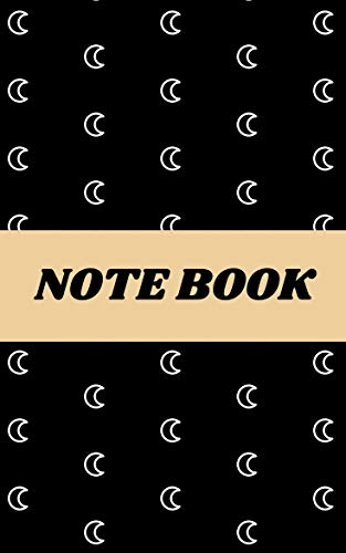 note book: lined note book (English Edition)