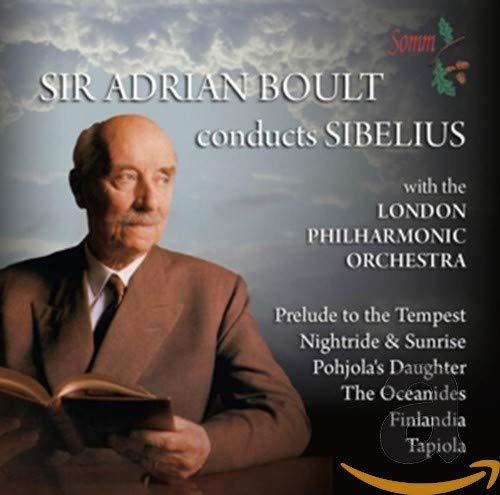 Sir Adrien Boult Conducts Sibelius