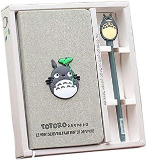 My Neighbor Totoro Notebook Journals Diary Sketchbook Study Writing Notebook Wonderful Creative Kids Gift for Totoro's Fan...