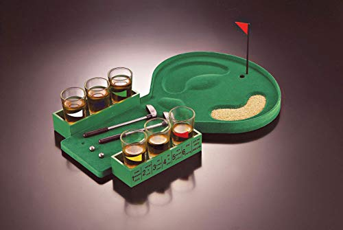 GIFTS INFINITY Entertaining Party Drinking Game (Golf)