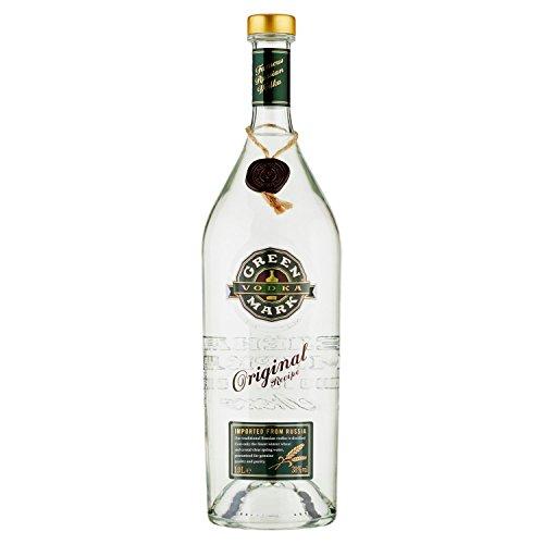 Green Mark Vodka - 3 Bottiglie da 1 l