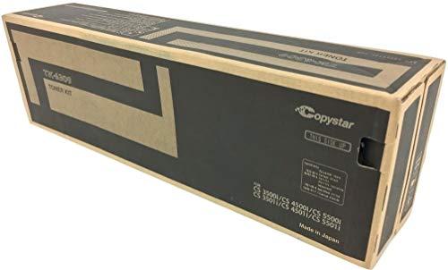 Kyocera 1T02LH0CS1 Model TK-6309K Black Toner Cartridge For use with Kyocera/Copystar CS-3500i, CS-3501i, CS-4500i, CS-4501i, CS-5500i and CS-5501i Black & White Multifunctionals