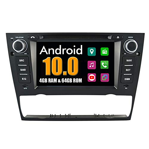 Roverone sistema Android 6,2 Pollici in dash autoradio GPS per BMW E90 E91 E92 E93 318i 320i 325i 320SE 320D 325 m 320 con sistema di navigazione DVD stereo USB SD touch screen