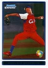 2009 Bowman Chrome WBC Prospects #BCW12 Aroldis Chapman Baseball Card