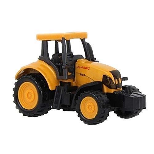 LEVEL GREAT Mini Alliage en Plastique Engineering Construction pour véhicules de modèle de Camion Kid Classique pour Enfants Toy