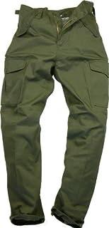 Mens Plain Combat Trousers Work Trousers by Blue Castle