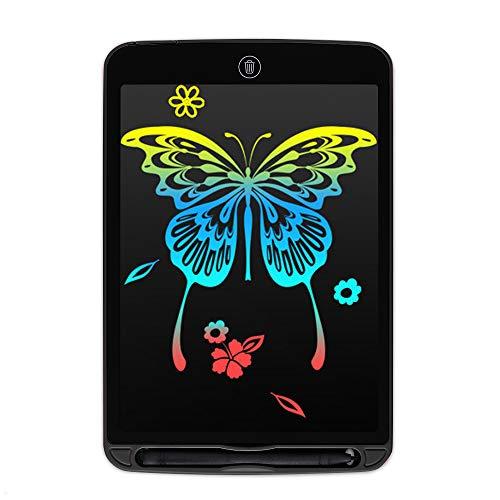 TENGXI LCD Mini Conveniente Tablero de Dibujo Tablero de gráficos Almohadillas de Escritura a Mano Tableta de Escritura LCD Pintura de caligrafía para niños