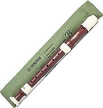 Flauta Doce Soprano Barroca YRS-312B Yamaha