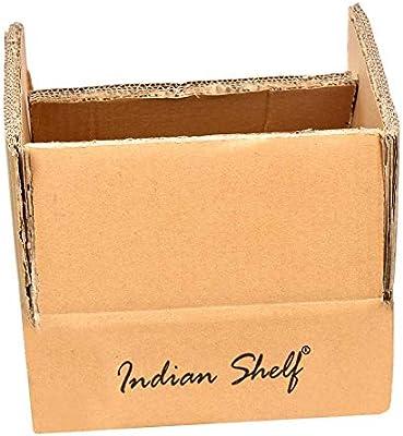 IndianShelf Vocalforlocal Handmade Vintage Antique Bronze Urli Statement Pieces Decor Gift Items (34.29 cm, Antique Golden)