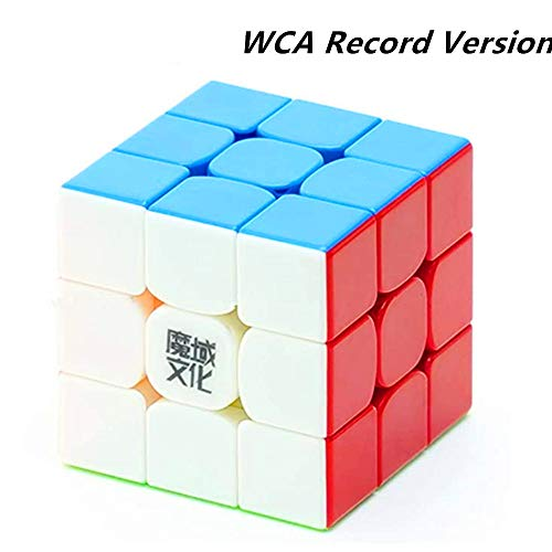 CuberSpeed MoYu WeiLong GTS2 M stickerless Version 3x3 Cube Magnetic MoYu WeiLong GTS V2 M Color 3x3x3 Speed Cube Puzzle