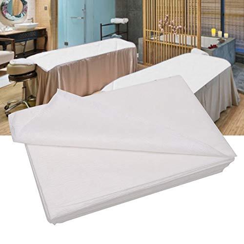 Massageliege-Abdeckung, 10 PC-Wegwerfbettlaken-wasserdichte nichtgewebte Gewebe-Bettlaken-Idee für Schönheits-Salon-Körpermassage und Krankenhaus-Therapie-Hygiene-Sorgfalt