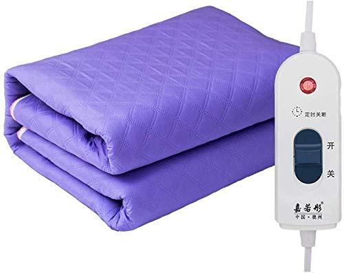 L & WB Elektrische deken, elektrische deken, oppervlak, water, warmtedeken, afzonderlijke personen