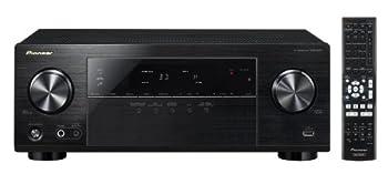 Pioneer VSX-523 5.1-Channel A/V Receiver  Black