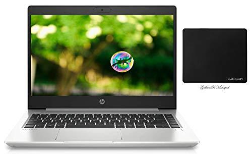 Newest HP ProBook 440 G7 14' FHD Business Laptop, 10th Gen Intel Quad-Core i7-10510U up to 4.9GHz, 16GB RAM, 256GB SSD, Backlit KB, WiFi, HD Webcam, HDMI, Bluetooth, Win 10 Pro + GalliumPi Accessories
