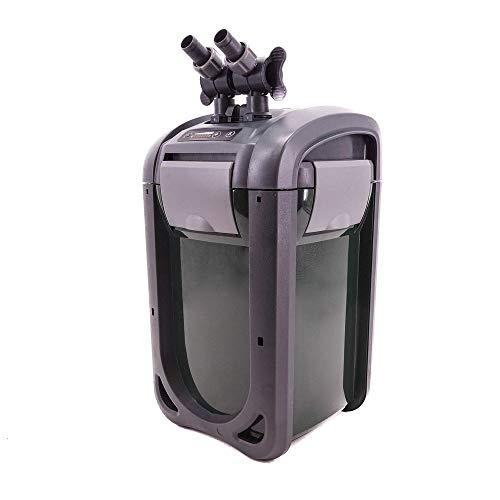 AquaOne Aquarium Außenfilter DGN-460B bis 700l Aquarien regelbar automatische Entlüftung +UVC