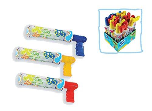 Mandelli Inflable 705100221 Pistolas y Rifles de Agua, Multicolor, 8003029601793