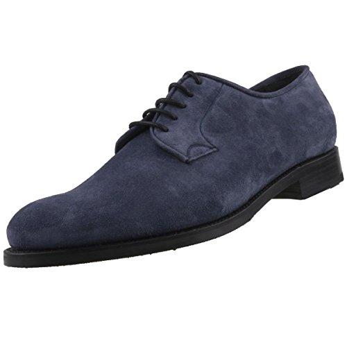 Sendra Herren Halbschuhe 11748 Blau, Schuhgröße:EUR 45