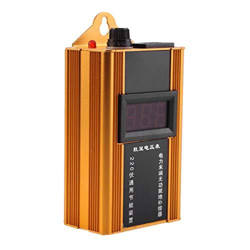 Caja de Ahorro de energía Caja de Ahorro de energía Caja de Ahorro de energía Que Ahorra Electricidad Baño Duradero para el hogar(Amarillo)