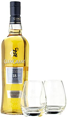 Glen Grant 18 Years Old RARE EDITION Single Malt Scotch Whisky (1 x 0.7 l)