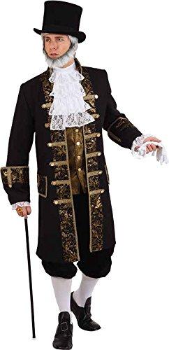 Orlob Herren Kostüm Barock Herrenjacke Lord zu Karneval Fasching Gr.50/52