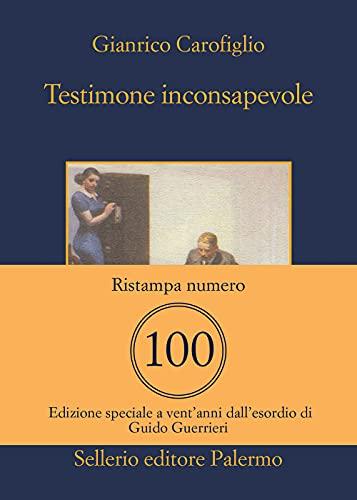 Testimone inconsapevole: Edizione numero 100 con una Nota inedita dell'autore e un quaderno in omaggio