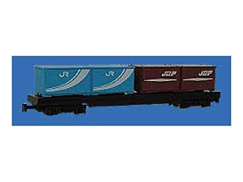 Train No.74 camions [New] N de jauge Maquette moulé (conteneur)