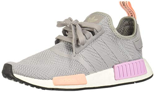 adidas NMD R1 W Calzado Light Granite/Clear Orange