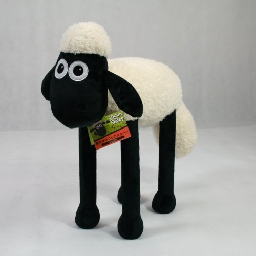 座れる ひつじのショーン shaun the sheep