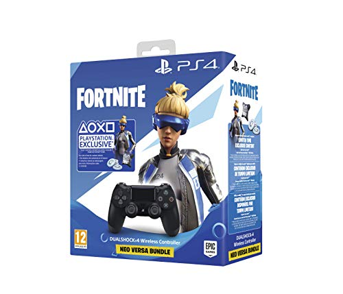Sony - DualShock 4 V2 Fortnite VCH 2019 500 Vbucks