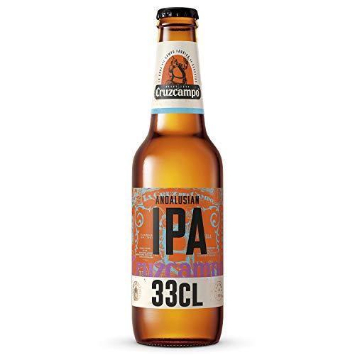 Cruzcampo Cerveza Andalusian IPA - 330 ml