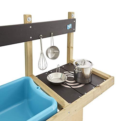 TP Toys 297 Mud Kitchen Playhouse Accessory Deluxe Schlamm Küche Spielhaus Zubehör, grün - 3