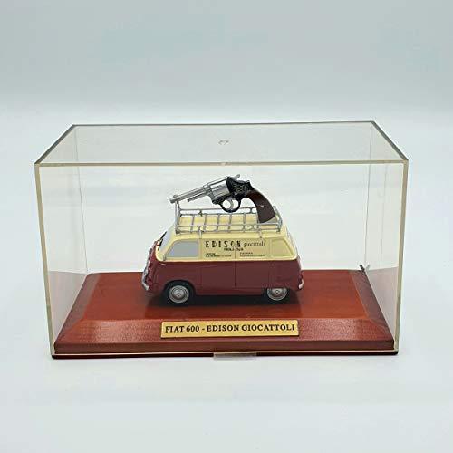 Edison Giocattoli MODELLINO Fiat 600 1:43