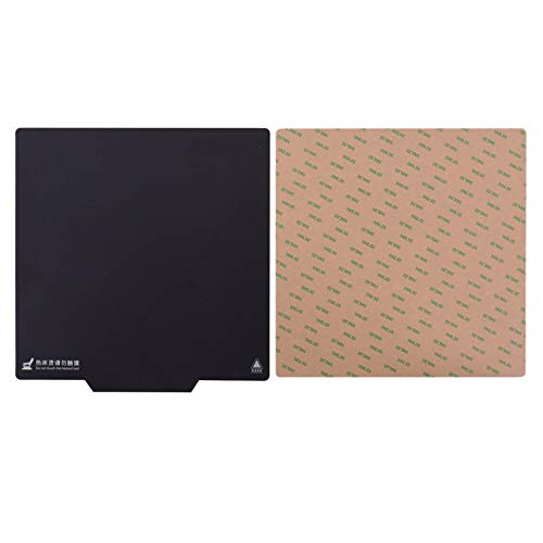 Magnetic Build Oberfläche Platte Aufkleber Pad Ultra-Flexible abnehmbare 310 * 310mm für CR-10 / CR-10S 3D-Drucker Hotbed Beheiztes Bett