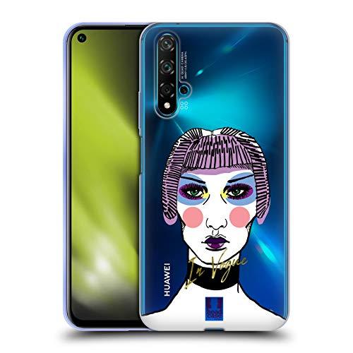 Head Case Designs En Vogue Caras Avant Garde Carcasa de Gel de...