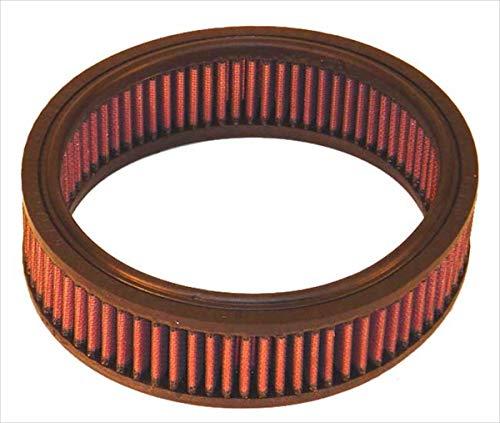 K&N E-2601 Waschbarer und wiederverwendbarer KFZ Tauschluftfilter