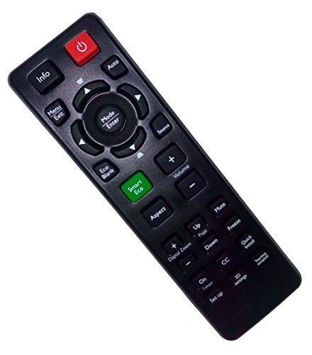 Sustituir mando a distancia compatible para BenQ MX611MS612ST tx5276MP512ST ep6830W1070bs0306MP776proyector