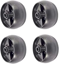 Set of 4 Deck Wheels MTD Cub Cadet 734-04155 Toro 112-0677