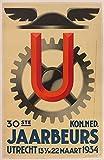 AZSTEEL Jaarbeurs Utrecht Poster