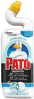 Pato - WC Power Lejía fragancia Marine, Limpiador