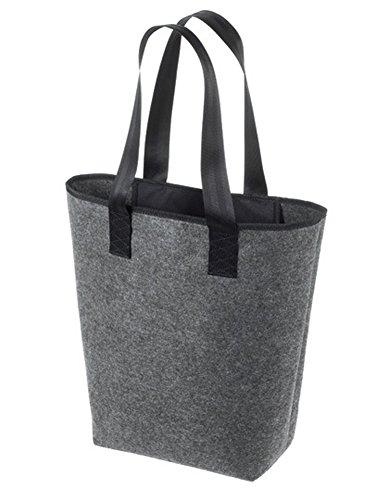 Halfar Shopper New classic Tasche Einkaufstasche Korb Beutel Einkaufsbeutel Einkaufskorb, Farbe:Navy, Größe:26 x 44 x 14
