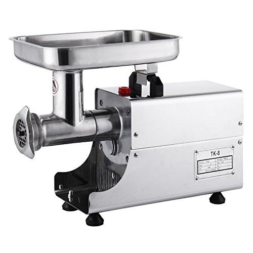 Buoqua 250W Fleischwolf 75kg/h Electric Meat Mincer 170RPM meat grinder electric TK-8 Meat Mincer