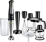 Braun Multiquick 9 MQ 9087X hand blender - with ActiveBlade technology, blender, crusher & food processor,...
