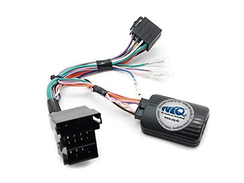 NIQ Adaptateur de commande au volant CAN-BUS pour autoradio Pioneer compatible avec Alfa Romeo 159/Brera/Spider