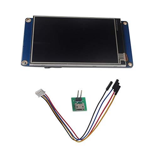 "Nextion 3.5"" Display NX4832T035 Resistive Touch Screen UART HMI LCD Module 480 x 320 for Arduino Raspberry Pi"