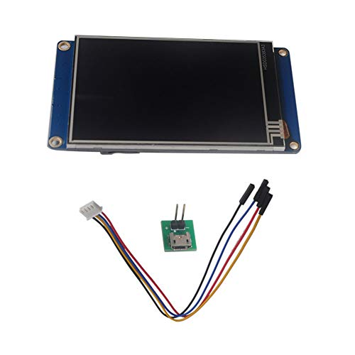 Nextion 3.5' Touch Screen 3.5 inch TFT LCD Display Module 480x320 NX4832T035 for Arduino Raspberry Pi DIYmalls (3.5 inch)