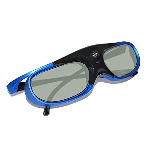 abcd123 Active Shutter 3D-Brille DLP-Link-Projektor Spezifische Wiederaufladbare LCD-3D-Brille , Geeignet Für Die Meisten DLP-Projektoren