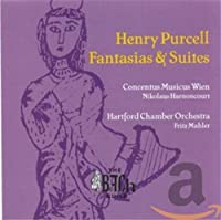 Henry Purcell/ Fantasias and Suites