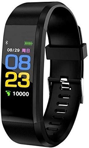 TrendzsMart Activity Tracker, Bluetooth - Black